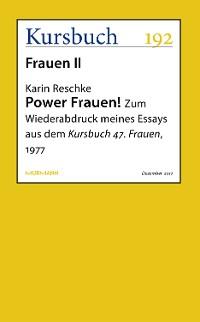 Cover Power Frauen!