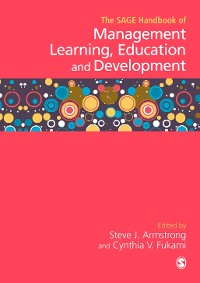Cover The SAGE Handbook of Management Learning, Education and Development