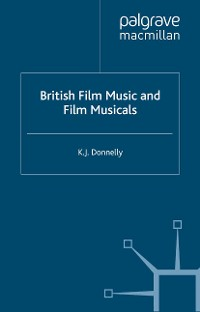 Cover British Film Music and Film Musicals
