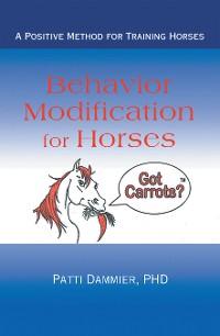 Cover Behavior Modification for Horses