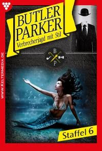 Cover Butler Parker Staffel 6 – Kriminalroman