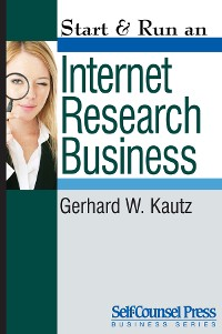 Cover Start & Run an Internet Research Business