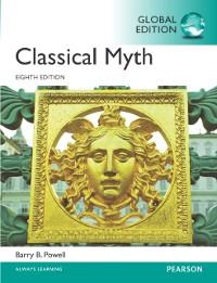 Cover Classical Myth PDF eBook, Global Edition