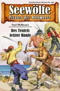 Cover Seewölfe - Piraten der Weltmeere 497