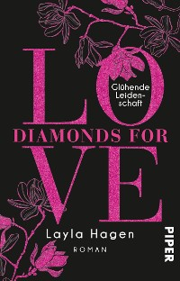 Cover Diamonds For Love – Glühende Leidenschaft