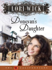 Cover Donovan's Daughter