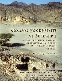 Cover Roman Foodprints at Berenike