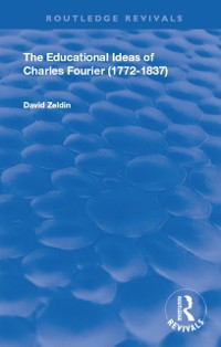 Cover Educational Ideas of Charles Fourier