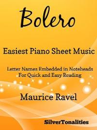 Cover Bolero Easiest Piano Sheet Music