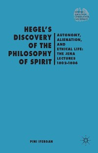 Cover Hegel's Discovery of the Philosophy of Spirit