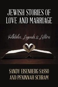 Cover Jewish Stories of Love and Marriage