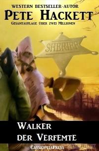Cover Walker der Verfemte: Western