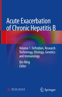 Cover Acute Exacerbation of Chronic Hepatitis B
