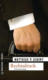 Cover Rechtsdruck