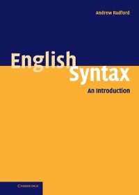 Cover English Syntax