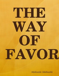 Cover The Way of Favour