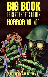 Cover Big Book of Best Short Stories - Specials - Horror