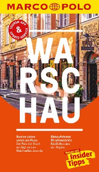 Cover MARCO POLO Reiseführer Warschau