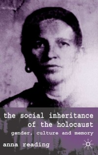 Cover Social Inheritance of the Holocaust