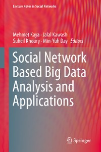 Cover Social Network Based Big Data Analysis and Applications