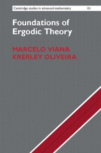 Cover Foundations of Ergodic Theory