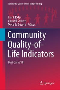 Cover Community Quality-of-Life Indicators