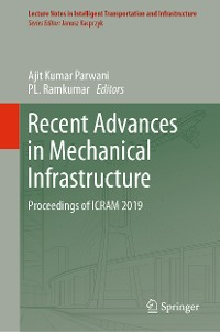 Cover Recent Advances in Mechanical Infrastructure