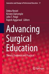 Cover Advancing Surgical Education