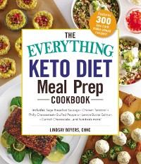 Cover Everything Keto Diet Meal Prep Cookbook