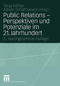 Cover Public Relations — Perspektiven und Potenziale im 21. Jahrhundert