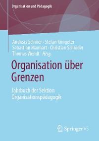 Cover Organisation über Grenzen