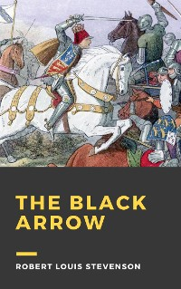 Cover The Black Arrow (Annotated)