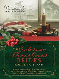 Cover The Victorian Christmas Brides Collection