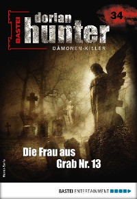 Cover Dorian Hunter 34 - Horror-Serie