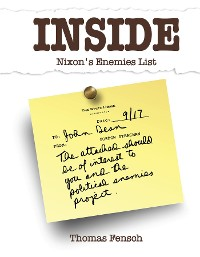 Cover Inside Nixon's Enemies List