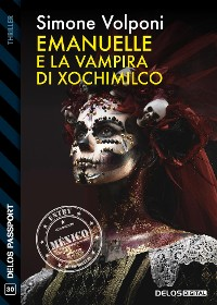 Cover Emanuelle e la vampira di Xochimilco
