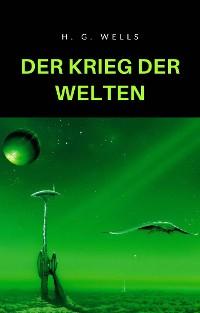 Cover Der Krieg der Welten (übersetzt)