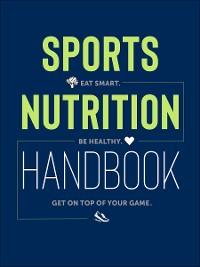Cover Sports Nutrition Handbook