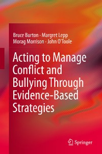 Cover Acting to Manage Conflict and Bullying Through Evidence-Based Strategies