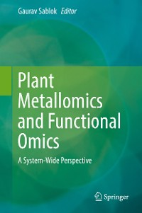 Cover Plant Metallomics and Functional Omics