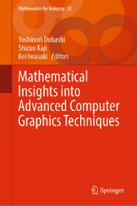 Cover Mathematical Insights into Advanced Computer Graphics Techniques