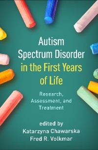 Cover Autism Spectrum Disorder in the First Years of Life