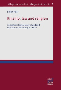 Cover Kinship, law and religion