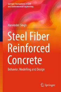 Cover Steel Fiber Reinforced Concrete