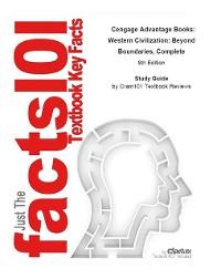 Cover Cengage Advantage Books, Western Civilization, Beyond Boundaries, Complete
