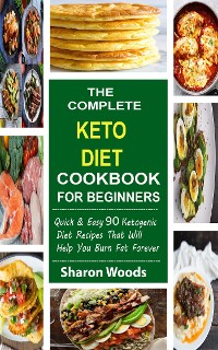 Cover The Complete Ketogenic Diet CookBook For Beginners