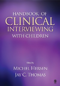 Cover Handbook of Clinical Interviewing With Children