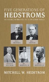 Cover Five Generations of Hedstroms