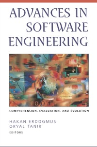 Cover Advances in Software Engineering