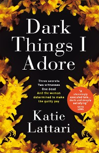 Cover Dark Things I Adore